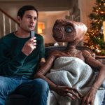 """<span class=""""quo"""">'</span>E.T.' Phones Home Again In Reunion Short Film Premiering On <span class=""""caps"""">NBC</span> And Syfy"""