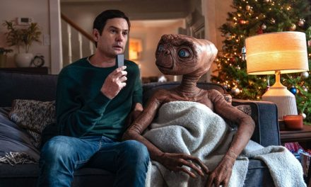 "<span class=""quo"">'</span>E.T.' Phones Home Again In Reunion Short Film Premiering On <span class=""caps"">NBC</span> And Syfy"