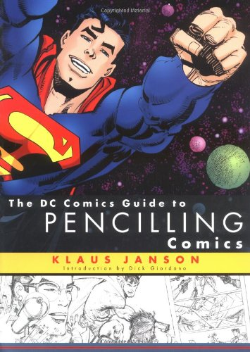 "The <span class=""caps"">DC</span> Comics Guide to Pencilling Comics"