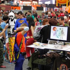 COMIC Con Culture on the Rise