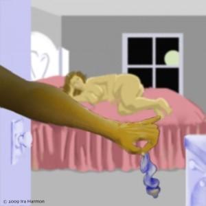 condom flush