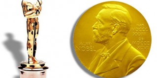 The Oscars vs. The Nobel Peace Prize