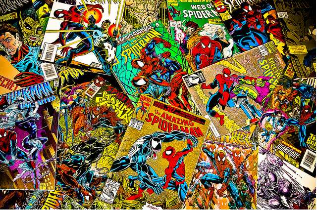 Places You Can Consider To Sell Off Your Collection of Comic Books