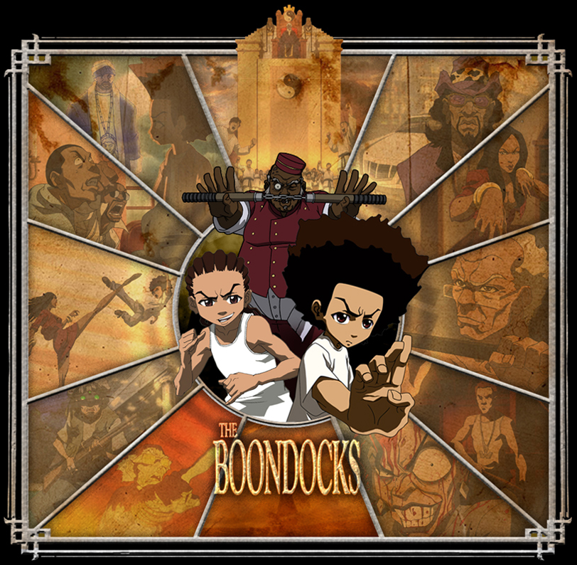 The Boondocks Are Back!