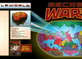 Marvel Merges Its Universes With 'Secret Wars'
