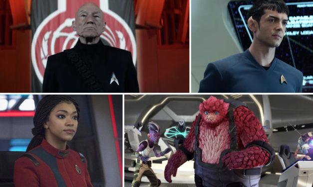 Picard' Gets Season 3 Renewal