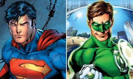 DC Films Plots Future With Superman, Green Lantern and R-Rated Movies