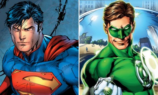 """<span class=""""caps"""">DC</span> Films Plots Future With Superman, Green Lantern and R‑Rated Movies"""