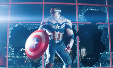 Anthony Mackie Talks Becoming Captain America