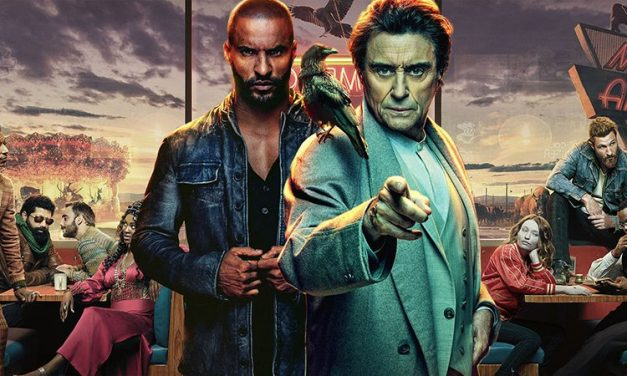 It's Official! Starz Renews 'American Gods'