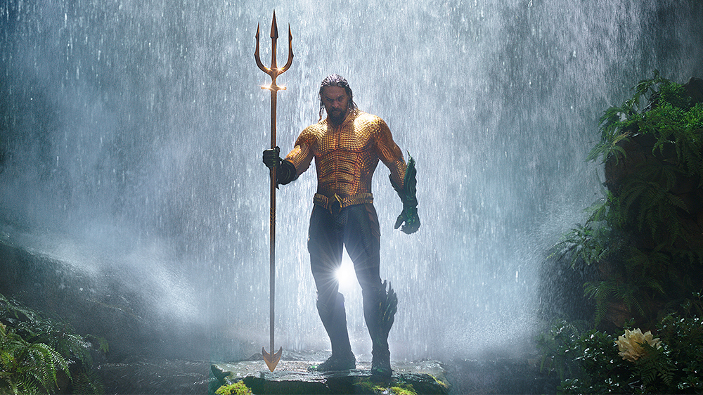 "<span class=""quo"">'</span>Aquaman' Crowned With Extended China Release"