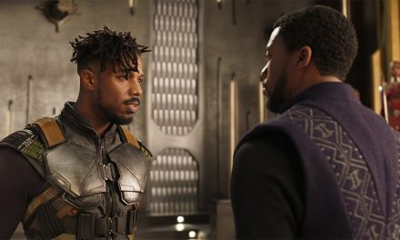 "<span class=""quo"">'</span>Black Panther' Returning to <span class=""caps"">AMC</span> Theaters for a Week of Free Showings"