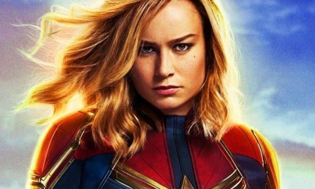 "<span class=""quo"">'</span>Captain Marvel' Sequel in Development"