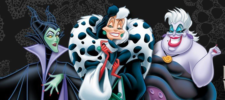 Series About Disney Villains in Works at Disney+
