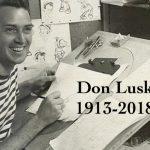 Disney Animator Don Lusk Dies