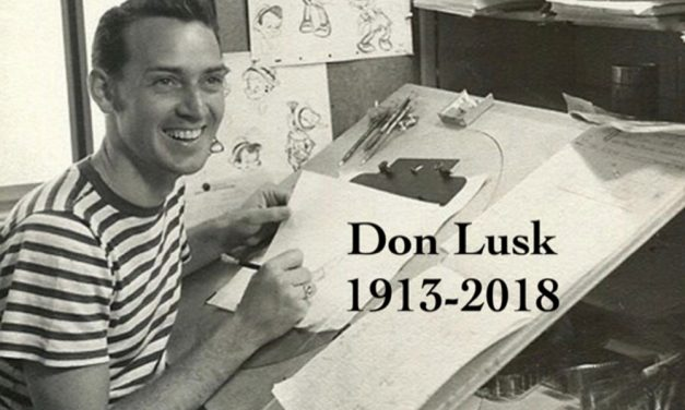 Disney Animator Don Lusk Dies