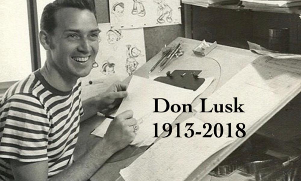 Disney Animator Don LuskDies