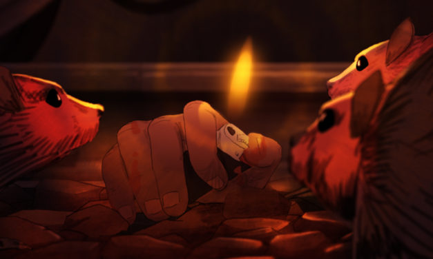 Can 'I Lost My Body' Upset The Big Guns In The Animated Feature Race?