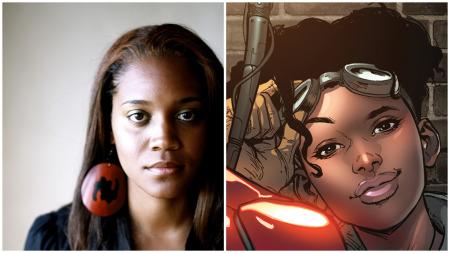 'Ironheart': Marvel-Disney Plus Series Sets Chinaka Hodge as Head Writer