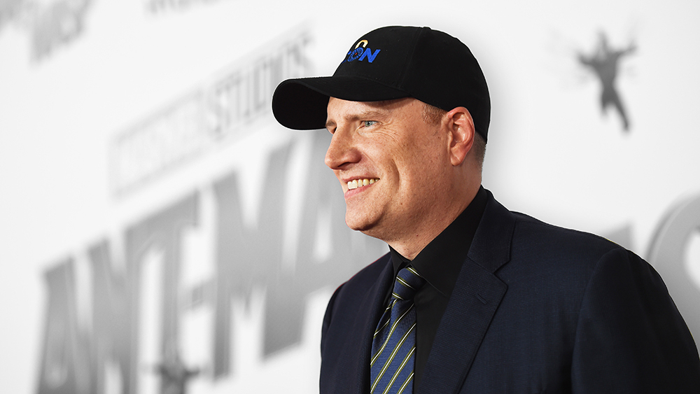 Kevin Feige Reflects on Oscar Player 'Black Panther' and 10 Years of Marvel Studios