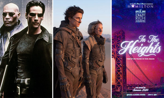 Warner Bros Sets Entire 2021 MovieSlate