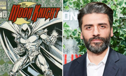 Oscar Isaac Tapped To Star In Marvel's Moon Knight