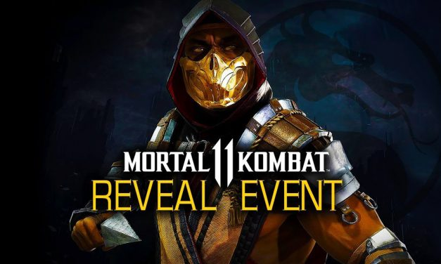 Mortal Kombat 11 Reveal Event