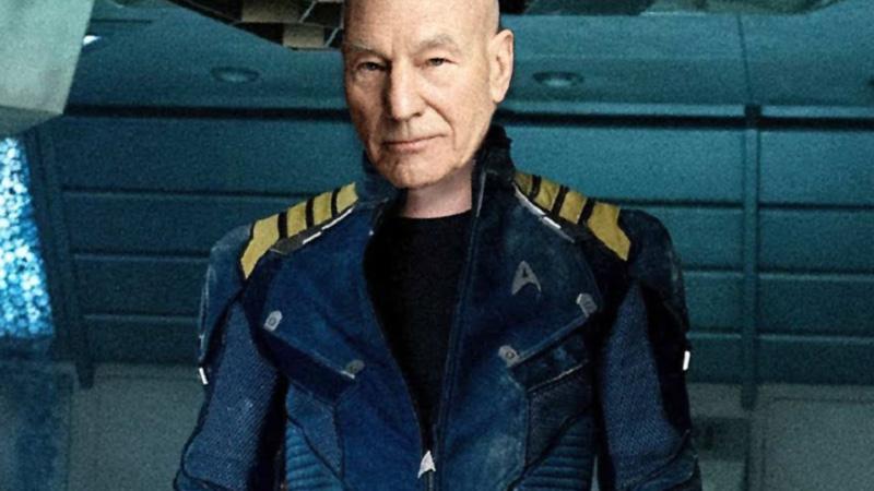 "'Star Trek' Showrunner: ""I Almost Cried"" During Patrick Stewart's New Picard Script Reading"