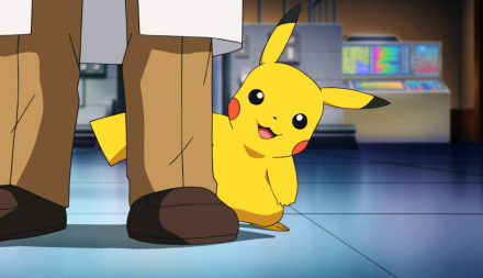 Pokemon Live-Action Series in Early Development at Netflix