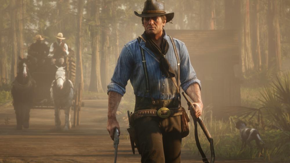 Rockstar Games Hits Back Over 'Red Dead Redemption 2' Lawsuit