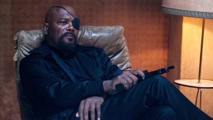 Samuel L. Jackson to Play Nick Fury in New Marvel Disney Plus Series