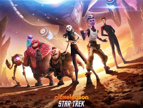 Star Trek: Prodigy S01 (2021)