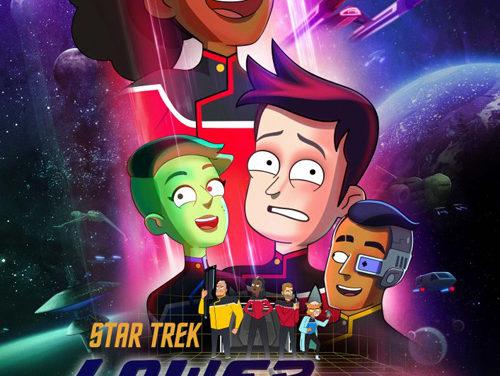 Star Trek: Lower Decks S3 (2021)