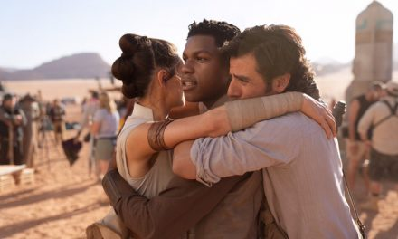 "Principal Photography Wraps on Star Wars <span class=""caps"">IX</span>"