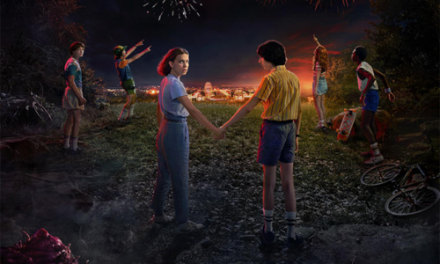 Stranger Things Creepy New Year's Eve Countdown