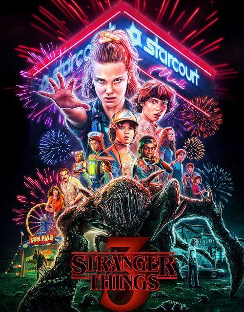 Stranger Things S3 (2019)