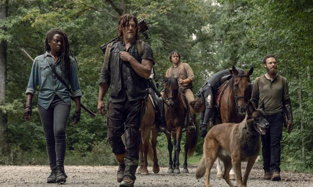 "<span class=""quo"">'</span>Walking Dead' Renewed for Season 10 at <span class=""caps"">AMC</span>"