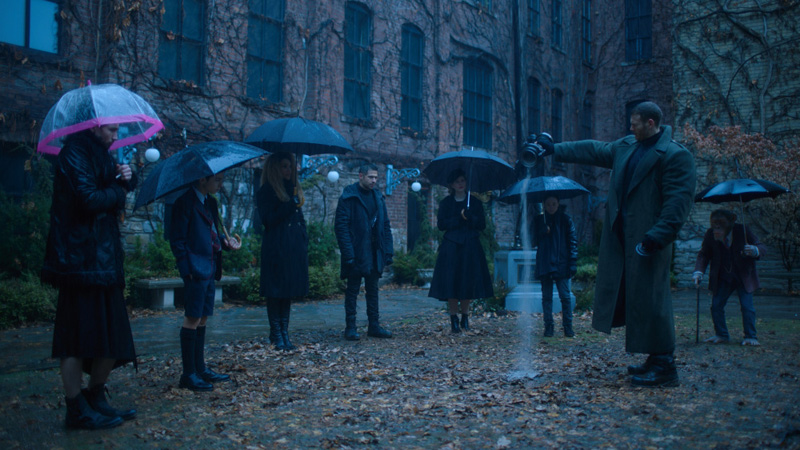 "<span class=""quo"">'</span>The Umbrella Academy' Renewed For Season 2 By Netflix"