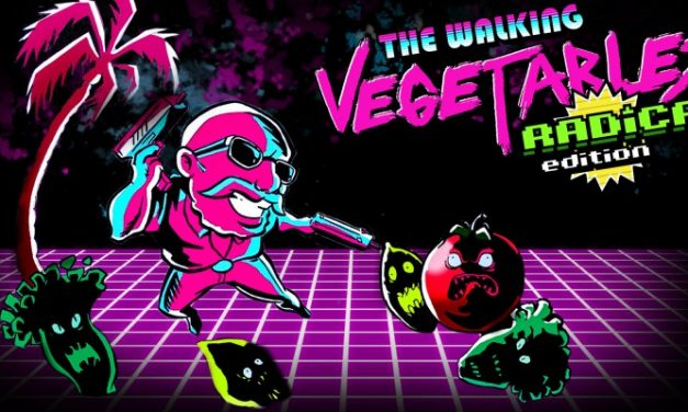 The Walking Vegetables: Radical Edition (2019)