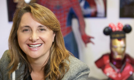 Marvel Studios' Victoria Alonso Upped to President of Physical and Post Production, VFX and Animation