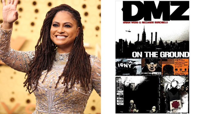 "Ava DuVernay Teams With <span class=""caps"">HBO</span> Max For '<span class=""caps"">DMZ</span>' Pilot"
