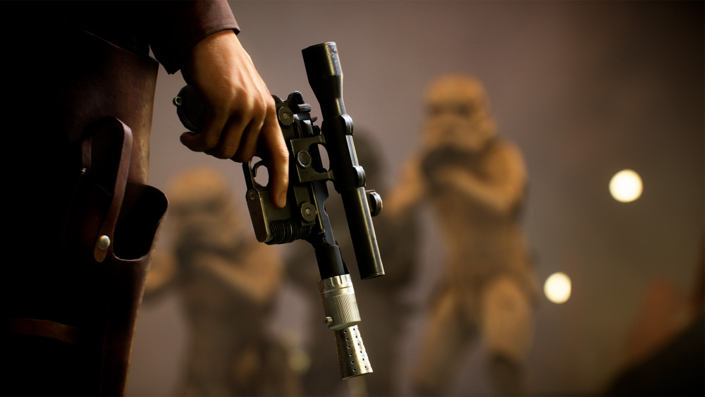 """<span class=""""caps"""">EA</span> 'Fully Committed' to Making More 'Star Wars' Games"""