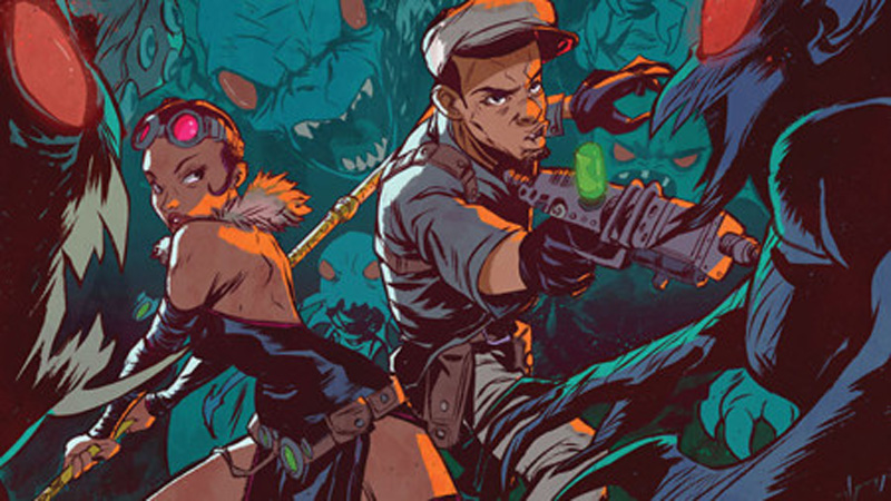 'Bitter Root' Comics: Legendary Acquires Jazz Age Tale Of Monster Hunters In Harlem