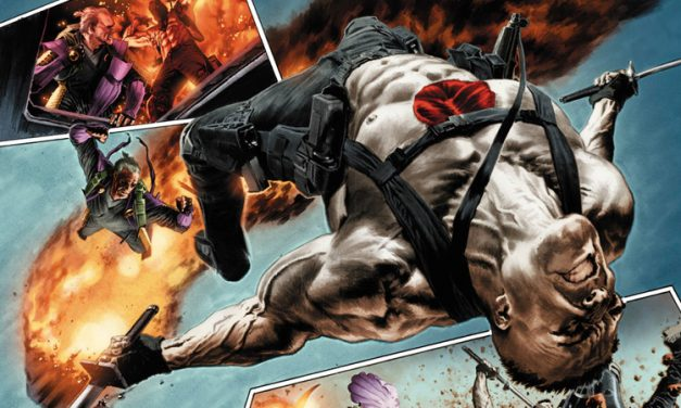 "<span class=""quo"">'</span>Bloodshot': Valiant Comics Reloads As Sony Ramps Up Vin Diesel Sci-Fi Film"