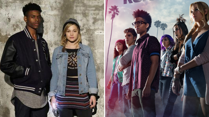 """Marvel Sets 'Runaways' And 'Cloak <span class=""""amp"""">&</span> Dagger' Crossover Episode"""
