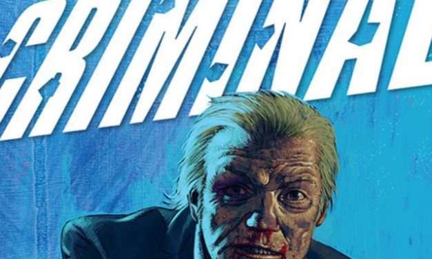 "<span class=""quo"">'</span>Criminal' <span class=""amp"">&</span> 'Bad Weekend': Ed Brubaker Adds To Killer Body Of Work"
