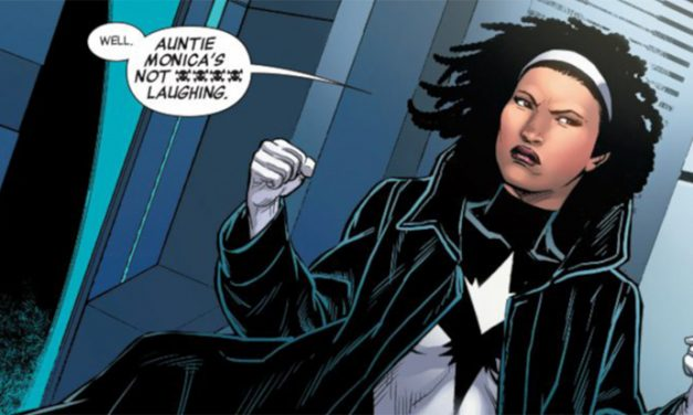 How 'Captain Marvel' Erases Monica Rambeau
