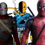 "Brand-Name Crossfire: Deadpool, Deathstroke, Deadshot, Bloodshot <span class=""amp"">&</span> Deathlok"