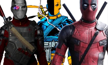 "Brand-Name Crossfire: Deadpool, Deathstroke, Deadshot, Bloodshot <span class=""amp"">&</span> Deathlok"