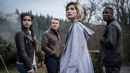 'Doctor Who' Loses Jodie Whittaker and Showrunner Chris Chibnall After Three Seasons
